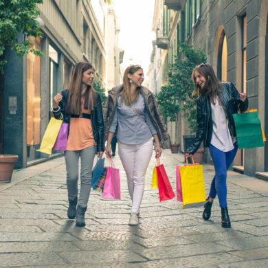 Un super shopping à Maasmechelen Village