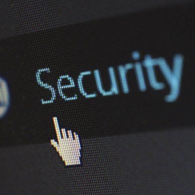 Prenez soin de votre sécurité Internet